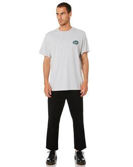 LIGHT GREY MARLE MENS CLOTHING MISFIT TEES - MT005007LTGML