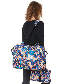 PAINTED FLORAL WOMENS ACCESSORIES HERSCHEL SUPPLY CO BAGS + BACKPACKS - 10288-02459-OSPNTFL