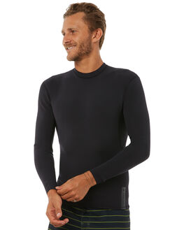 BLACK SURF WETSUITS ADELIO VESTS - 15LSMB16BLK