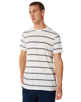 NATURAL MENS CLOTHING DEPACTUS TEES - D5184005NATRL