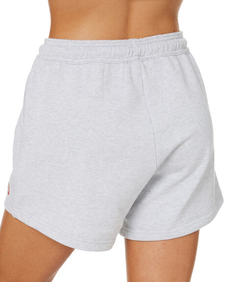 SNOW GREY WOMENS CLOTHING JAGGER AND STONE SHORTS - JSF003SGRY