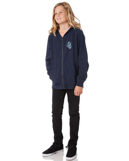 OBSIDIAN KIDS BOYS HURLEY JUMPERS - AB894972451