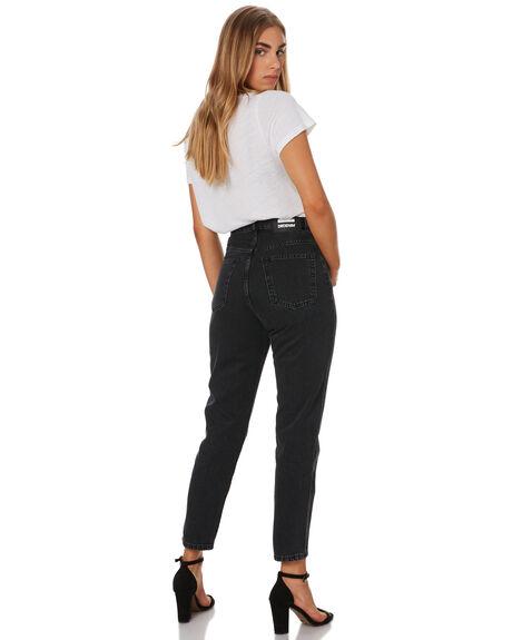 RETRO BLACK WOMENS CLOTHING DR DENIM JEANS - 1430113-A58