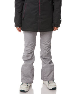 HEATHER GREY SNOW OUTERWEAR VOLCOM PANTS - H1351805HGR