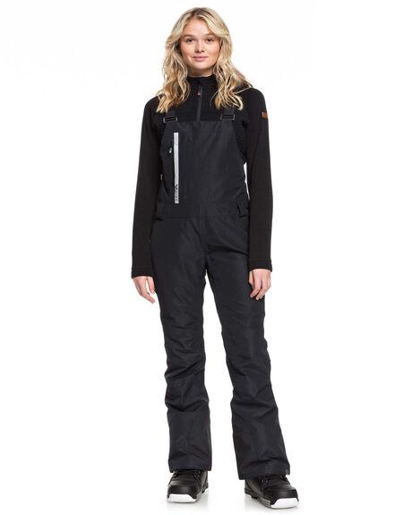 TRUE BLACK BOARDSPORTS SNOW ROXY WOMENS - ERJTP03081-KVJ0