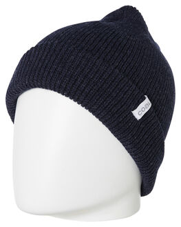 HEATHER NAVY MENS ACCESSORIES COAL HEADWEAR - 207917HNVY