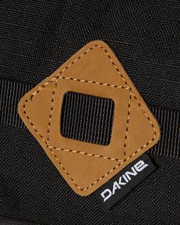 BLACK MENS ACCESSORIES DAKINE BAGS + BACKPACKS - 10001806BLK