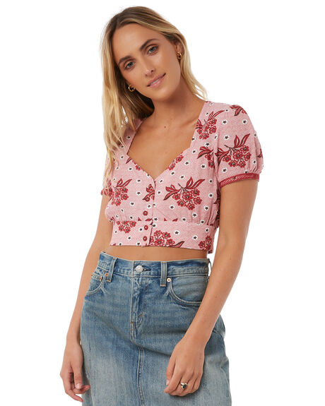 WILDFLOWER OUTLET WOMENS THE HIDDEN WAY FASHION TOPS - H8171167WLDFL