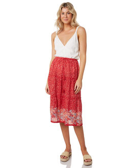 HOLIDAY VINE WOMENS CLOTHING THE HIDDEN WAY SKIRTS - H8202474HOLVN