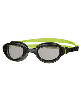 BLACK LIME BOARDSPORTS SURF ZOGGS SWIM ACCESSORIES - 303511BLKLM