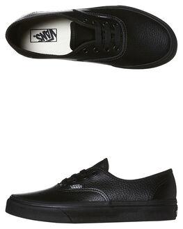 BLACK BLACK KIDS BOYS VANS SNEAKERS - VN-018RL3BBKBK