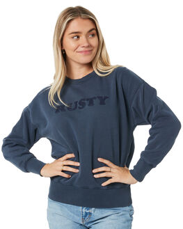BLUE NIGHTS WOMENS CLOTHING RUSTY JUMPERS - FTL0725BNI