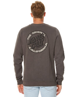 OVERDYE OVERCAST MENS CLOTHING SANTA CRUZ JUMPERS - SC-MFA7465ODCST
