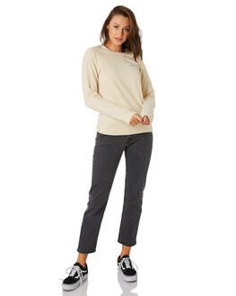 OYSTER WHITE WOMENS CLOTHING PATAGONIA JUMPERS - 39565OYWH