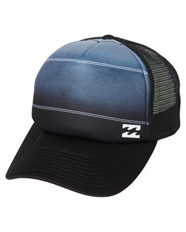 BLACK MENS ACCESSORIES BILLABONG HEADWEAR - 9682303ABLK