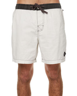 BLANC MENS CLOTHING THE CRITICAL SLIDE SOCIETY BOARDSHORTS - SAB1707BLNC