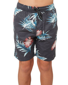 FLORAL KIDS BOYS SWELL SHORTS - S3182233FLRAL