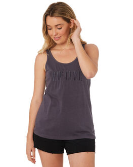NINE IRON WOMENS CLOTHING RIP CURL SINGLETS - GTEXP14285