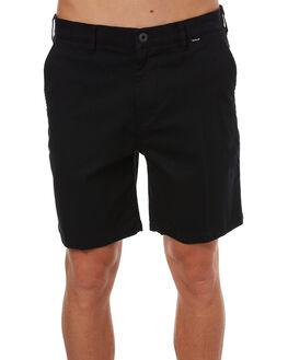 BLACK BLACK MENS CLOTHING HURLEY SHORTS - AH5266010