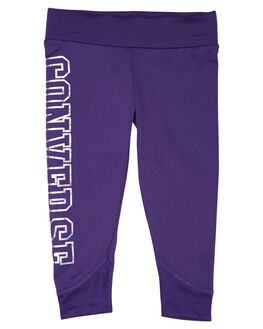 COURT PURPLE KIDS GIRLS CONVERSE PANTS - R368920P51