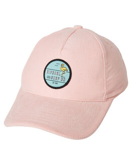 LIGHT PINK KIDS GIRLS RIP CURL HEADWEAR - FCABD11764