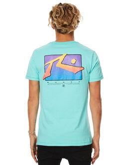 TROPICS MENS CLOTHING RUSTY TEES - TTM1839TPC