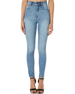 SWEETEST THANG WOMENS CLOTHING A.BRAND JEANS - 71226-4016