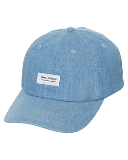 GLACIER BLUE MENS ACCESSORIES BANKS HEADWEAR - HA0070GBL
