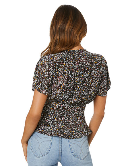STARR FLORAL WOMENS CLOTHING RUE STIIC FASHION TOPS - AS-20-27-2-STF-VRSTF