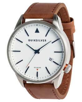 SILVER MENS ACCESSORIES QUIKSILVER WATCHES - EQYWA03024SJA0