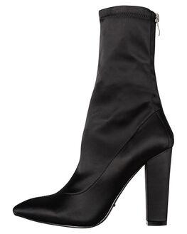 BLACK WOMENS FOOTWEAR BILLINI BOOTS - B797BLK