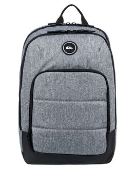 LIGHT GREY HEATHER MENS ACCESSORIES QUIKSILVER BAGS + BACKPACKS - EQYBP03497SGRH