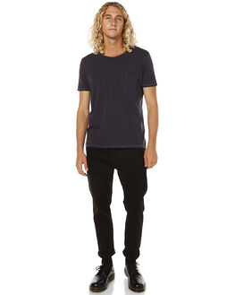DRY COLD BLACK MENS CLOTHING NUDIE JEANS CO JEANS - 112078DCBK