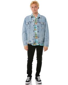 DENIM MENS CLOTHING LEVI'S JACKETS - 72334-0266