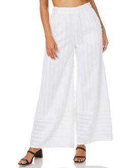 IVORY WOMENS CLOTHING TIGERLILY PANTS - T303370IVY