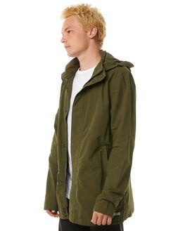 KHAKI MENS CLOTHING ACADEMY BRAND JACKETS - 18W208KHAKI