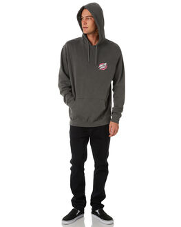 OVERCAST MENS CLOTHING SANTA CRUZ JUMPERS - SC-MFA8799OCST