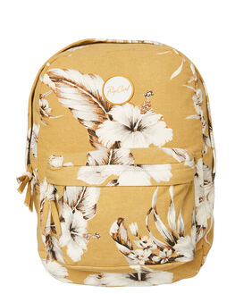 MUSTARD WOMENS ACCESSORIES RIP CURL BAGS + BACKPACKS - LBPAA91041
