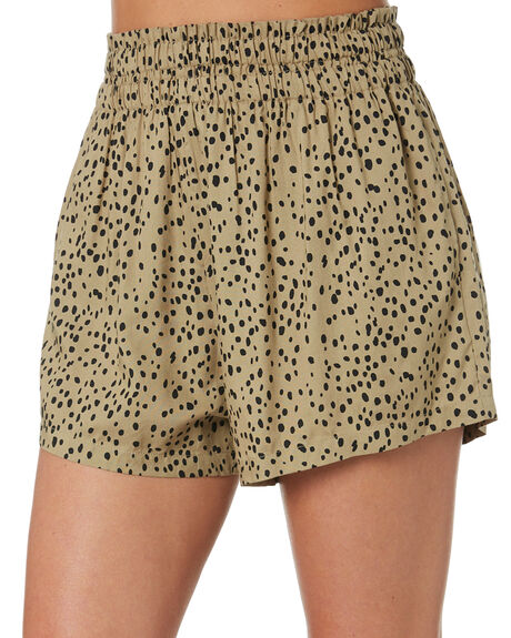 WILD SPOT WOMENS CLOTHING SWELL SHORTS - S8204570WLDSP