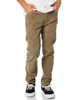 TOBACCO MENS CLOTHING MCTAVISH PANTS - MW-20P-02TOB