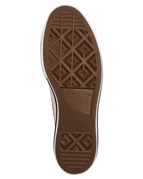 DESERT PEACH WOMENS FOOTWEAR CONVERSE SNEAKERS - 563495DPCH