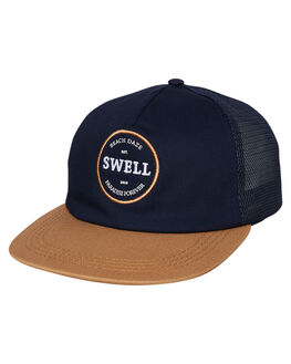 NAVY MENS ACCESSORIES SWELL HEADWEAR - S51941612NAVY