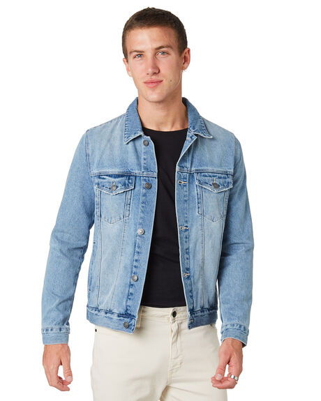 KEEP ME UP MENS CLOTHING A.BRAND JACKETS - 81279B4432