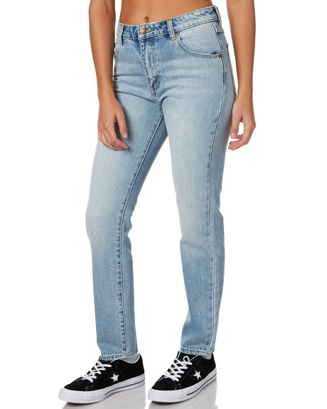 STELLA BLUE WOMENS CLOTHING ROLLAS JEANS - 126643562