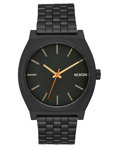 ALL BLACK  SURPLUS MENS ACCESSORIES NIXON WATCHES - A0451032