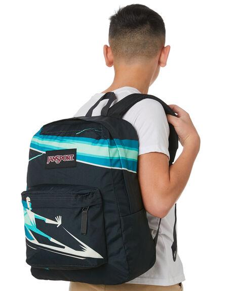 SAVING THE DAY KIDS BOYS JANSPORT BAGS + BACKPACKS - JS0A3P1FJS51P
