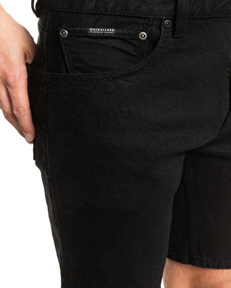 BLACK BLACK MENS CLOTHING QUIKSILVER SHORTS - EQYDS03093-KVJ0