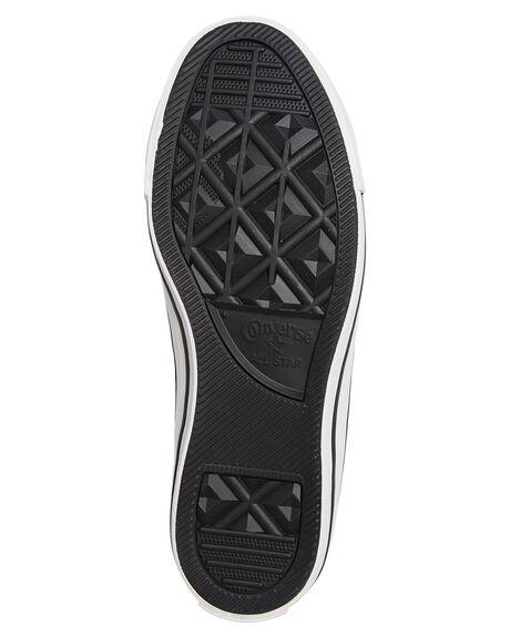SILVER WOMENS FOOTWEAR CONVERSE SNEAKERS - 566271CSIL