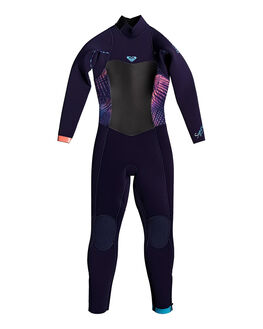 BLUE/CORAL BOARDSPORTS SURF ROXY GIRLS - ERLW103001-XBMM