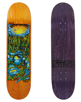 MULTI BOARDSPORTS SKATE REAL DECKS - BROCKBRIGHTMULTI